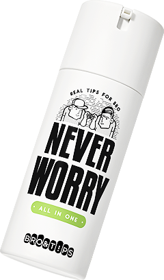 NEVER WORRY