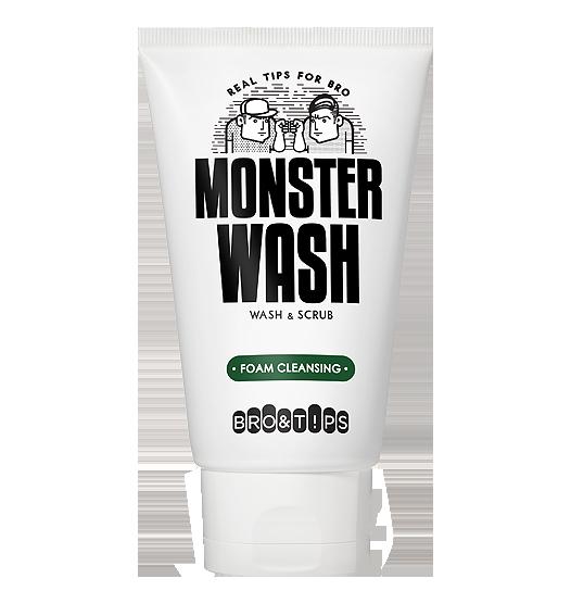 MONSTER WASH