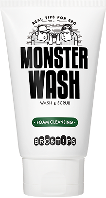 MONSTER WASH